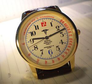 Souvenir Doctors Watch, Edwardian Style Vintage Style Medical Wrist Watch.