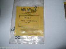All Seals 4800 Capilliary O-Ring, Package of 10, New