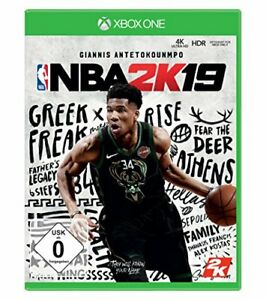 Take-Two Interactive NBA 2K19 Xbox One USK 0