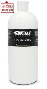 Global Liquid Latex Costume Halloween Special Effects Makeup  Zombies 1 litre