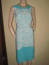 Monsoon Polyester Paisley Sleeveless Dresses for Women
