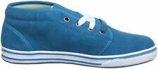 Dunlop Sneaker blau Wildleder