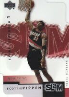 2000-01 Upper Deck Slam Extra Strength Silver Basketball Cards Pick From List