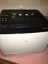 Ricoh Aficio Sp 3500n 30ppm Monochrome Laser Printer
