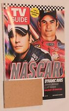 TV GUIDE JUNE 26-JULY 2 2005 NASCAR COLLECTORS COVER EDITION