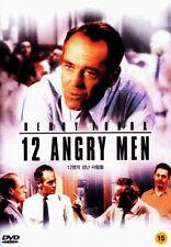 12 Angry Men (1957) Henry Fonda, Lee J. Cobb DVD *NEW