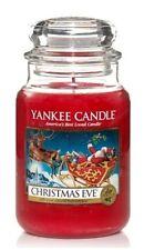 Yankee Candle Candela profumata Giara Grande Christmas Eve durata 150 ore
