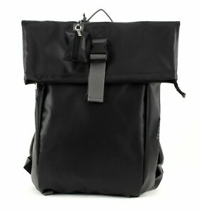 BREE Punch 93 Backpack Rucksack Freizeitrucksack Herren Damen Schwarz Black Neu