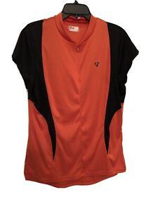BONTRAGER Solstice Trek CYCLING Jersey Shirt Top 3 Back Pockets WOMEN XL 16-18