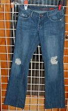 SIZE JR 7 CHIP & PEPPER MAKAYLA BOOT CUT JEANS