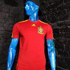 Spain Jersey Away football shirt 2010 - 2011 Adidas V31235 Size Young XL