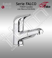 Rubinetto GABOLI Miscelatore LAVABO con Bocca Estraibile serie FALCO F30CR