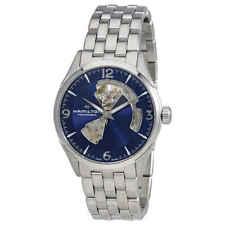 Hamilton Jazzmaster Automatic Open Heart Blue Dial Men's Watch H32705141