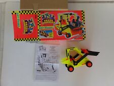 1992 Tyco Incredible Crash Test Dummies DUMMY DIRT DIGGER w/ BOX Not Complete