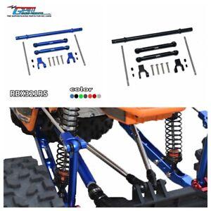 Alloy Aluminum Rear Anti-sway Bar Code + Tie Rod for Axial 1/10 RBX10