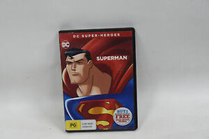 DC Super-Heroes Superman DVD from the Batman the Animated Series