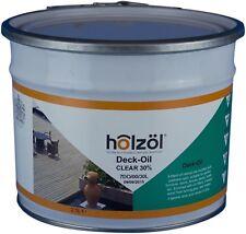 Holzol Decking OLIO 2.5 Ltr