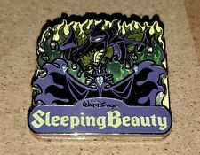 Disney Park Pack Sleeping Beauty Maleficent Dragon Pin LE 750 AUTHENTIC
