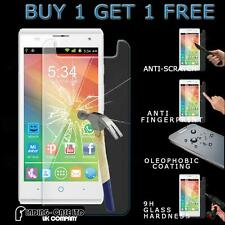 Genuine Tempered Glass Film Screen Protector For ZTE Blade G Lux