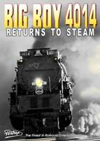 Union Pacific Big Boy 4014 Returns to Steam 2019 PENTREX Ogden UP DVD or Blu-Ray