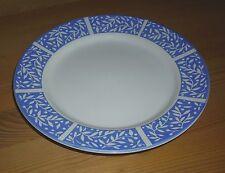 Newcor Andalusia 4 Frühstücksteller, blaues Dekor