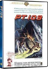 PT 109 DVD 1963 Cliff Robertson as John F Kennedy - Ty Hardin Robert Culp (MOD)