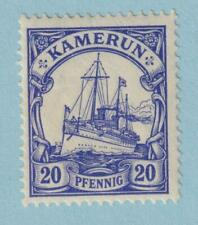GERMAN COLONIES CAMEROUN 10 MINT  HINGED OG * NO FAULTS EXTRA FINE!