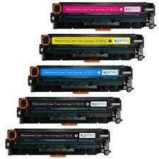 5 Toner Cartridges for HP LaserJet Pro 400 Color MFP M475 M475dn M475dw