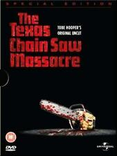 THE TEXAS CHAINSAW MASSACRE Tobe Hooper 1970s Horror Classic Sp Ed DVD EXC