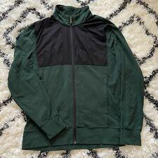 Mens Green Lululemon Zip Up Jacket Size Medium