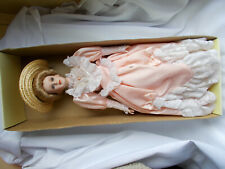 Decor & More Private Collection Limited Edition Porcelain Doll