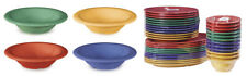 "G.E.T. B-454-* 4 Dozen - 4.5 oz. 4.75"" Melamine Bowl Available in 11 Colors"
