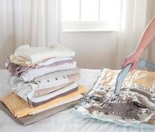 Pack Mate 4 piece Medium Vacuum to Flat bag bags storage PackMate dress shirt