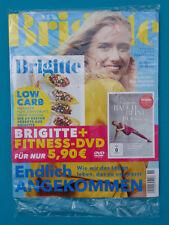 Brigitte Nr.11/2017  mit Fitness - DVD  Bauch Beine Po    ungelesen 1A abs. TOP