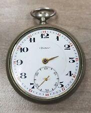 Antique Watch DOXA Case Pocket