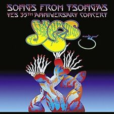 Yes - Songs From Tsongas - The 35th Anniversary Concert [CD]