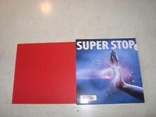 Sauer & Tröger Super Stop,SUPERGLATT,1,5/1,9 größte Störung beim Plastikballl