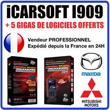 Valise Diagnostique MAZDA & MITSUBISHI - iCARSOFT I909 - Diag Auto OBD2