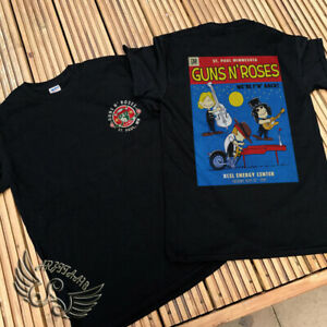 Guns N' Roses St Paul Minnesota Tour 2021 Xcel Energy Center T-Shirt S-5XL