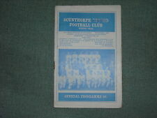 SCUNTHORPE UNITED  V  SWANSEA TOWN  2-4-66
