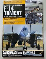 F-14 TOMCAT Detail Photo Collection | Japanese Magazine Military NEW 2020/8/27