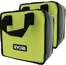 RYOBI TOOL BAG X2 FOR ALL YOURE ONE+ POWER TOOLS PUT WHAT YOU LIKE IN THEM