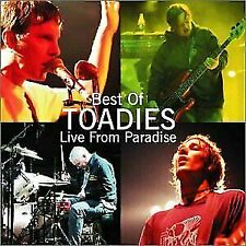Best Of Toadies LIve From Paradise by The Toadies (CD)
