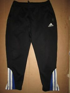 Mens ADIDAS athletic pants sz L lg soccer basketball