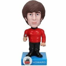 FUNKO THE BIG BANG THEORY STAR TREK HOWARD RED SHIRT WACKY WOBBLER BOBBLEHEAD