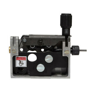 Drahtvorschubgetriebe Verzahnter 4-Rollen Antrieb 30x12mm DV Rolle