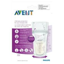 AVENT Breast Milk Storage Bags 25 Sachets 180mL BPA Free Bags