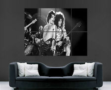 QUEEN POSTER FREDDY MERCURY MUSIC ROCK BAND WALL ART  PICTURE PRINT LARGE HUGE