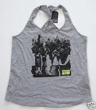 Neu All Star Converse Damen Women Tank Top ärmelloses T Shirt Chucks low hi