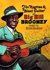 RAGTIME & BLUES GUITAR OF BIG BILL BROONZY 2 DVD Set Video Lessons Ernie Hawkins